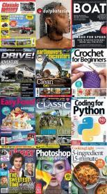 50 Assorted Magazines - June 28 2020