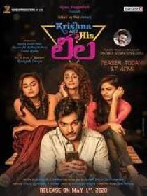 Krishna and His Leela (2020) 720p Telugu Proper HDRip x265 HEVC DD 5.1 - 900MB ESub