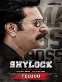 Shylock (2020) 720p Telugu (Org Vers) WEB-DL AVC AAC 900MB