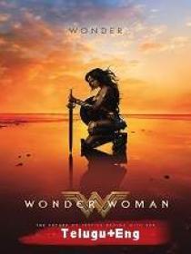 Wonder Woman (2017) BR-Rip [Telugu (Fan Dub) + Eng] 250MB