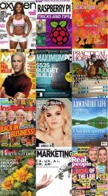 50 Assorted Magazines - June 30 2020
