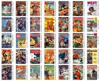 Old Pulp Magazines Collection 73