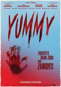 Yummy (2020)[720p HDRip - [Hindi (Fan Dub) +Eng] - x264 - 750MB]