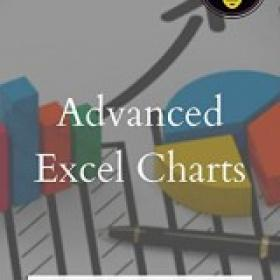 Advanced Excel Charts Big Data and Analytics