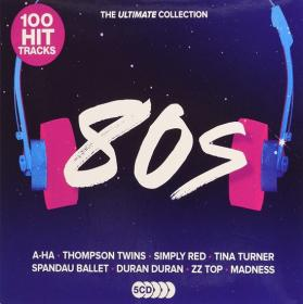VA - 100 Hit Tracks The Ultimate Collection 80s (2020) Mp3 320kbps [PMEDIA] ⭐️