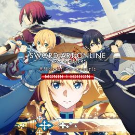 SWORD ART ONLINE Alicization Lycoris <span style=color:#39a8bb>by xatab</span>