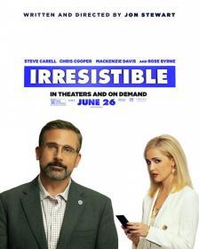 Irresistible (2020)[720p HDRip - [Hindi (Fan Dub) + Eng] - x264 - 700MB]