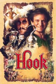 Капитан Крюк Hook 1991 BDRip-HEVC 1080p