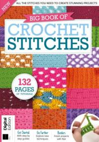 [ FreeCourseWeb com ] Big Book of Crochet Stitches - First Edition, 2020