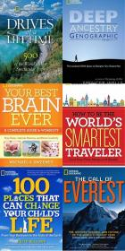 20 National Geographic Books Collection Pack-5