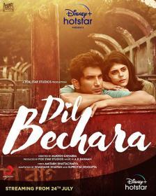 Dil Bechara (2020)[Hindi 1080p HD AVC DDP 5 1 - x264 - 4GB - ESubs]