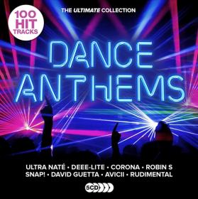 VA - Dance Anthems The Ultimate Collection (2020) Mp3 320kbps [PMEDIA] ⭐️