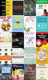 100 Assorted Books Collection - July 28 2020