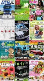 50 Assorted Magazines - July 28 2020