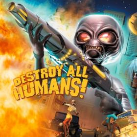Destroy All Humans! <span style=color:#39a8bb>by xatab</span>