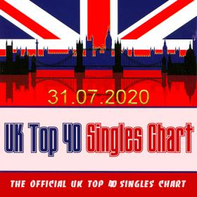 The Official UK Top 40 Singles Chart (31-07-2020) Mp3 (320kbps) <span style=color:#39a8bb>[Hunter]</span>