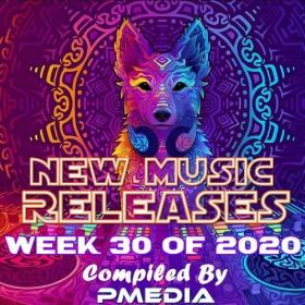 VA - New Music Releases Week 30 of 2020 (Mp3 320kbps Songs) [PMEDIA] ⭐️