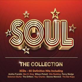 VA - Soul The Collection [3CD] (2020) Mp3 320kbps [PMEDIA] ⭐️