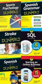 20 For Dummies Series Books Collection Pack-34