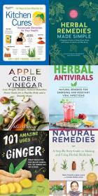 20 Natural Medicine Books Collection Pack-2