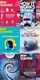20 Science Related Magazines Collection - August 05 2020