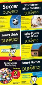 20 For Dummies Series Books Collection Pack-35