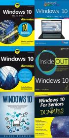 20 Windows 10 Books Collection