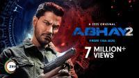 Abhay 2 (2020) Zee 5 Hindi  ( S02 E04 - 05 ) 720p WEBRip x264 AAC