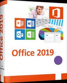 Microsoft Office Professional Plus 2016-2019 Retail-VL Version 2008 (x64)