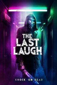 The Last Laugh 2020 HDRip XviD AC3<span style=color:#39a8bb>-EVO</span>