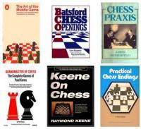 10 Chess Books - September 2020