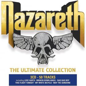 Nazareth - The Ultimate Collection (3CD) (2020) Mp3 320kbps [PMEDIA] ⭐️