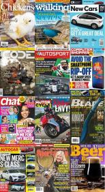 50 Assorted Magazines - September 17 2020