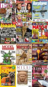 40 Assorted Magazines - September 17 2020