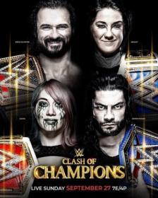 WWE Clash Of Champions 2020 PPV WEB h264-HEEL