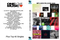 MP3 NEW RELEASES 2020 WEEK 33 - <span style=color:#39a8bb>[GloDLS]</span>