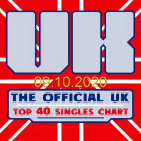 The Official UK Top 40 Singles Chart (09-10-2020) Mp3 (320kbps) <span style=color:#39a8bb>[Hunter]</span>