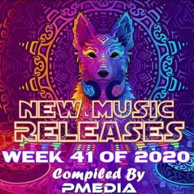 VA - New Music Releases Week 41 of 2020 (Mp3 320kbps Songs) [PMEDIA] ⭐️