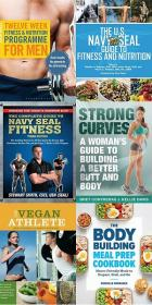 20 Bodybuilding & Fitness Books Collection Pack-12