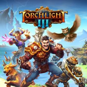 Torchlight III <span style=color:#39a8bb>by xatab</span>