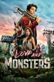 Love and Monsters 2020 HDRip XviD AC3<span style=color:#39a8bb>-EVO[TGx]</span>