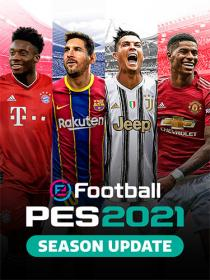 eFootball PES 2021 <span style=color:#39a8bb>[FitGirl Repack]</span>