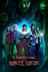 A Babysitters Guide To Monster Hunting (2020) [720p] [WEBRip] <span style=color:#39a8bb>[YTS]</span>