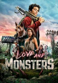 Love and Monsters 2020 AMZN WEB-DL 1080p