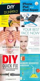 20 Do-It-Yourself (DIY) Books Collection Pack-4