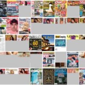 50 Assorted Magazines - October 23 2020 Part 1