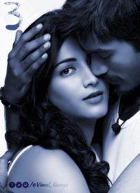 3 (Three) (2012) UNCUT 720p WEB-HDRip x264 Esubs [Dual Audio] [Hindi DD 2 0 - Tamil 2 0]