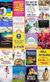100 Assorted Books Collection - November 21 2020