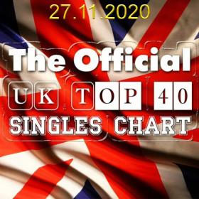 The Official UK Top 40 Singles Chart (27-11-2020) Mp3 (320kbps) <span style=color:#39a8bb>[Hunter]</span>