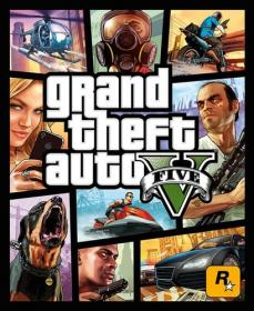 Grand Theft Auto V <span style=color:#39a8bb>[FitGirl Repack]</span>